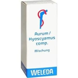 AURUM/HYOSCYAMUS comp.Dilution