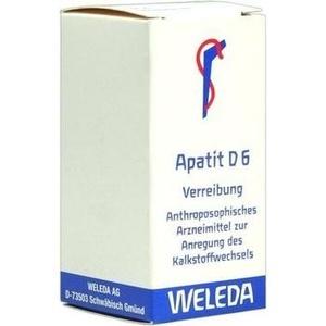 APATIT D 6 Trituration