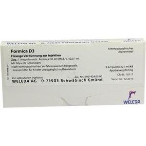 FORMICA D 3 Ampullen