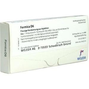 FORMICA D 6 Ampullen