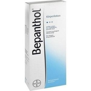 BEPANTHOL Körperlotion Spenderflasche