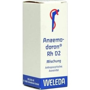 ANAEMODORON Rh D 2 Dilution