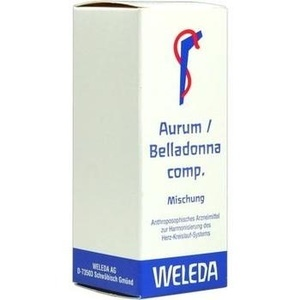 AURUM/BELLADONNA comp.Dilution