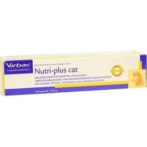 NUTRI plus Cat Paste vet.