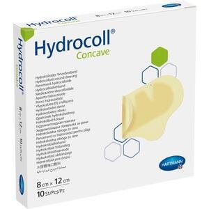 HYDROCOLL concave Wundverband 8x12 cm