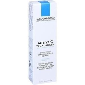 ROCHE-POSAY Active C Augenpflege Creme