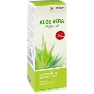 aloe vera gel 97 5 dr storz tube 200 ml. Black Bedroom Furniture Sets. Home Design Ideas