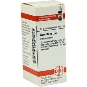 ACONITUM D 3
