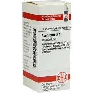 ACONITUM D 4