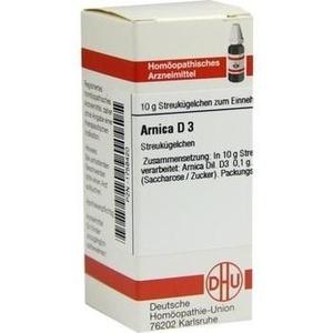 ARNICA D 3