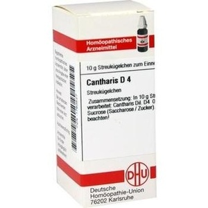 CANTHARIS D 4
