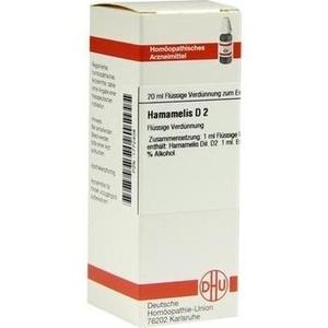 HAMAMELIS D 2 Dilution