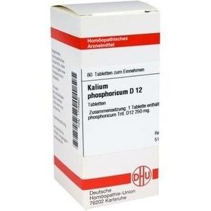 KALIUM PHOSPHORICUM D 12 Tabletten