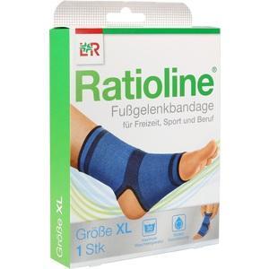 RATIOLINE active Fußgelenkbandage Gr.XL