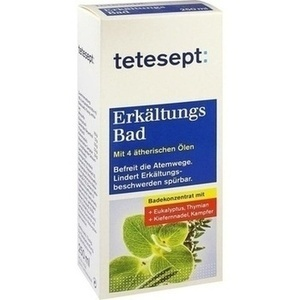 TETESEPT Erkältungs Bad