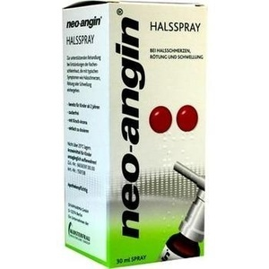 NEO ANGIN Halsspray