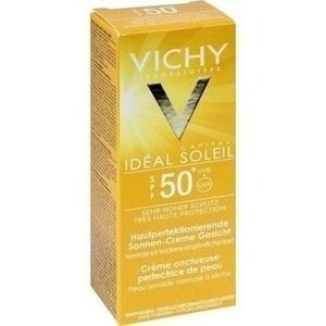 VICHY CAPITAL SOLEIL Gesicht 50+