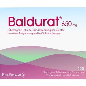 BALDURAT Filmtabletten