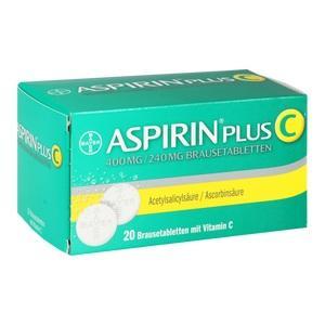 Abbildung von Aspirin Plus C  Brausetabletten