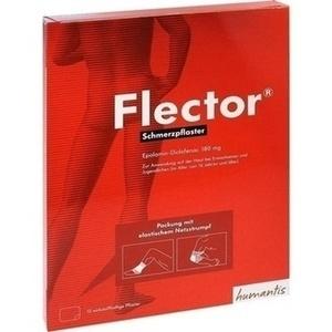 Flector® Schmerzpflaster + elatischer Netzstrumpf