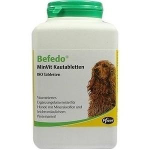 BEFEDO MinVit Kautabletten f.Hunde
