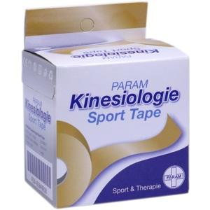 KINESIOLOGIE Sport Tape 5 cmx5 m beige