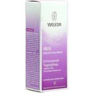 WELEDA Iris erfrischende Tagespflege