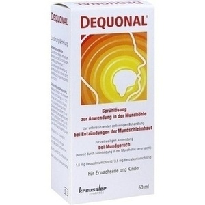 DEQUONAL Spray