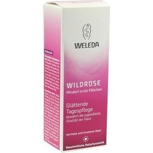 WELEDA Wildrose glättende Tagespflege