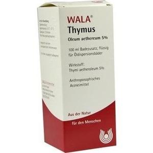 THYMUS OLEUM aethereum 5%