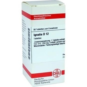 IGNATIA D 12 Tabletten