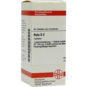 RUTA D 2 Tabletten