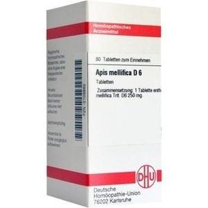 APIS MELLIFICA D 6 Tabletten