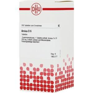 ARNICA D 6 Tabletten