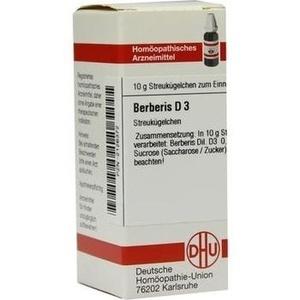 BERBERIS D 3