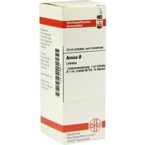 ARNICA Urtinktur D 1
