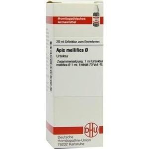 APIS MELLIFICA Urtinktur D 1