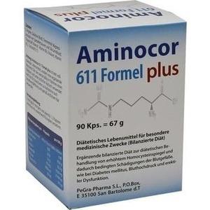 AMINOCOR 611 Formel plus Kapseln