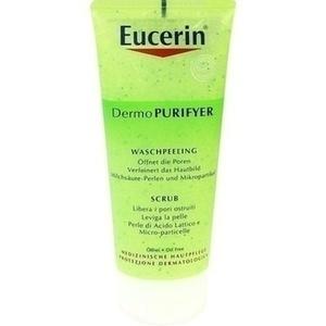 Eucerin® Dermo Purifyer Waschpeeling Gesicht