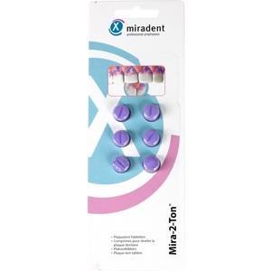 MIRADENT Plaquetest Tabletten Mira-2-Ton