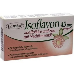 ISOFLAVON 45 mg Dr. Böhm Dragees