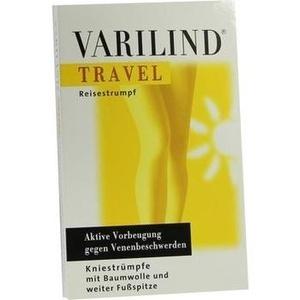 VARILIND Travel 180den AD S BW blau