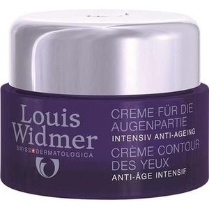 WIDMER Creme für die Augenpartie leicht parfüm.