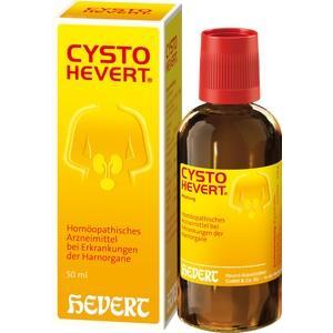 CYSTO HEVERT Tropfen