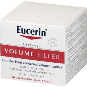 EUCERIN Anti-Age VOLUME-FILLER Tag norm./Mischhaut