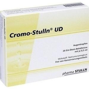 CROMO STULLN UD Augentropfen