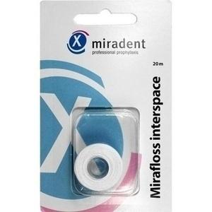 MIRADENT Zahnseide Refill Mirafloss Interspace