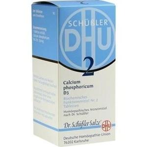 Biochemie 2 Calcium Phosphoricum D3 Tabletten