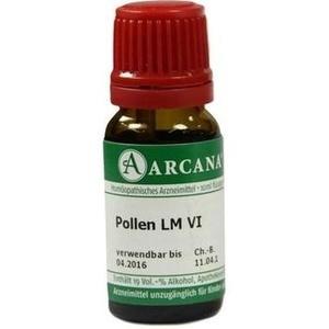 POLLEN LM 6 Dilution