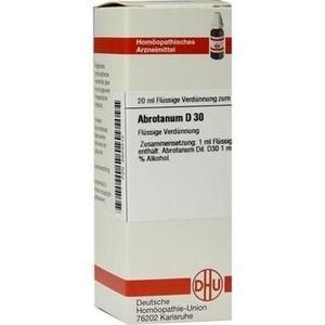 ABROTANUM D 30 Dilution